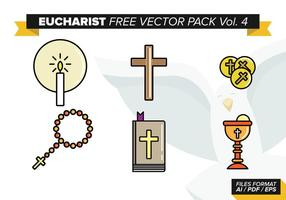 Eucharist Free Vector Pack Vol. 4
