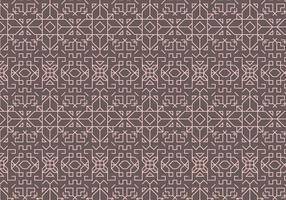 Esquema del patrón geométrico