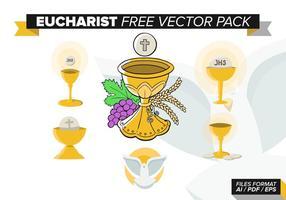 Pack vectoriel gratuit eucharistie