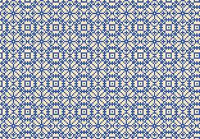 Outline Motif Pattern vector