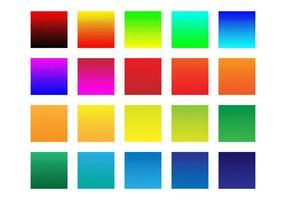 Vector de fondo de semitono colorido libre