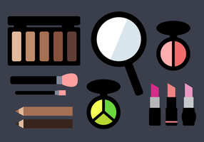 Gratis Make-up Vector