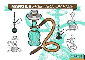 Nargile Gratis Vector Pack