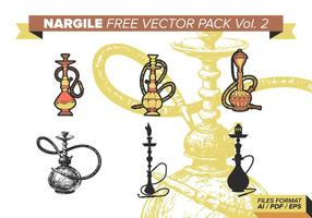 Nargile Gratis Vector Pack Vol. 2