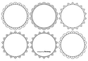 Cute Decorative Frame Set
