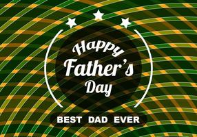 Free-vector-modern-colorful-father-s-day-background