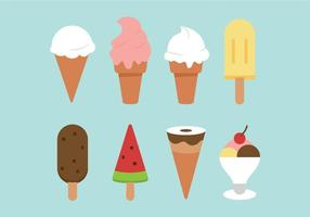 Flat Ice Creams