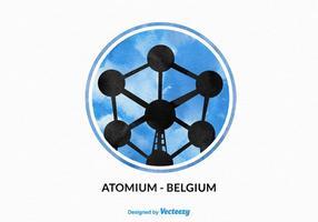Gratis Vector Atomium