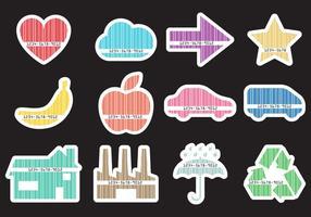 Barcode-Formen
