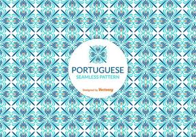 Vector-portuguese-tile-pattern