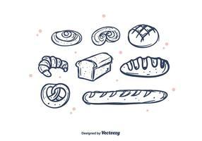 Bäckerei Vektor