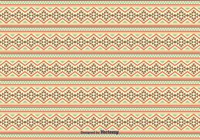 Native American Pattern Background vector