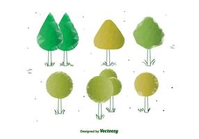 Geometric Vector Trees