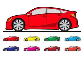 Free Prius Custom Vector