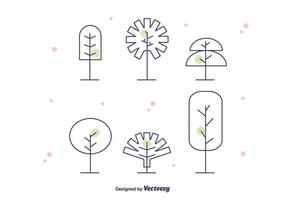 Geometrical Tree Vector