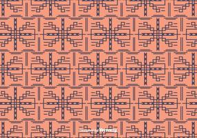 Vrij geometrisch patroon