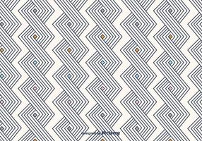 Broken Lines Pattern vector