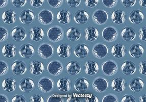 Vector Bubble Wrap Background