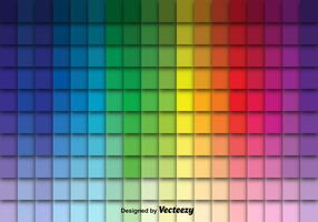 Cool Vector Swatch Color
