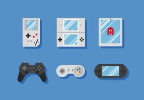Vector Video Game Icons