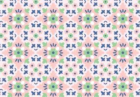 Mosaik pastellmönster