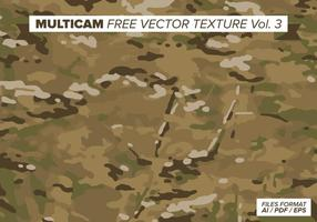 Multicam Free Vector Texture Vol. 3