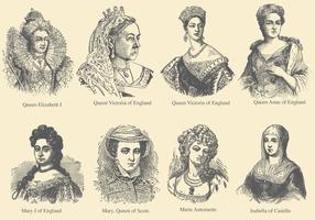 Reinas de europa
