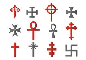 Free Templar Icons Vector