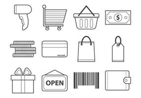 Free Shopping Icon Vector