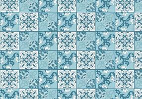 Portuguese Tile Vector
