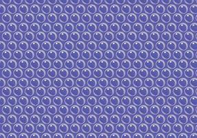 Bubble Wrap Hintergrund Vektor