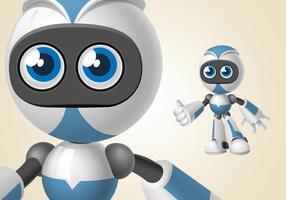Carácter del robot