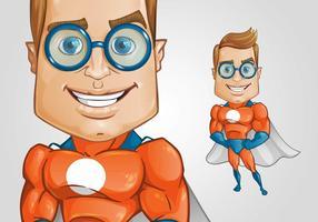 Superhjältecken