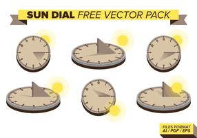 Zonnecel Gratis Vector Pack