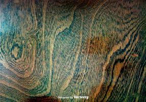 Realistisk Dark Wood Vector Texture