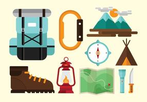 Free Mountaineer Vectors