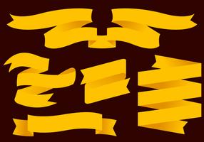 Vecteurs Flat Sash