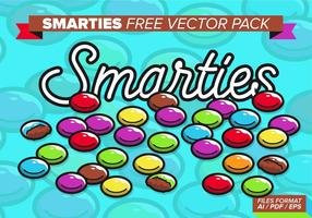 Smarties Gratis Vector Pack