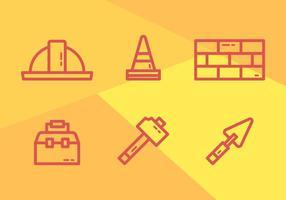 Gráfico gráfico livre de construção e construção 1