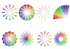 Color Swatches  vector