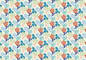 Flowers Vector Pattern