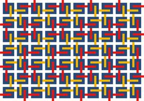 Vector Bauhaus Pattern