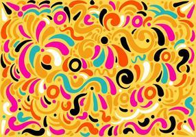 Modern Swirl Vector Background