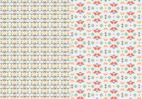 Motif Stitch Pattern vector