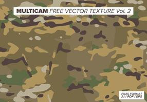 Multicam Free Vector Texture Vol. 2