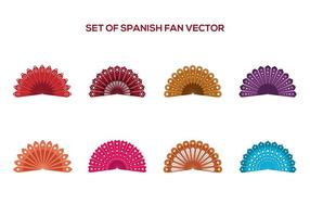 Gratis Spaanse Fan Vectors