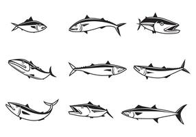 Free Mackerel Vectors