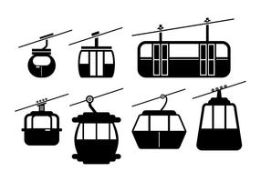 Vector de teleférico