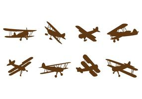Free Biplane Vectors