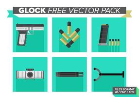 Glock Free Vector Pack